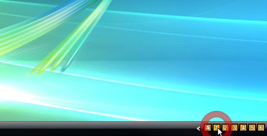 DeskSpace 1.5.8 - System Tray Desktop Icons