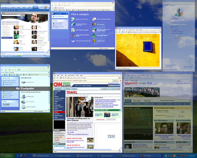 TopDesk 1.5.4.3 Screen shot